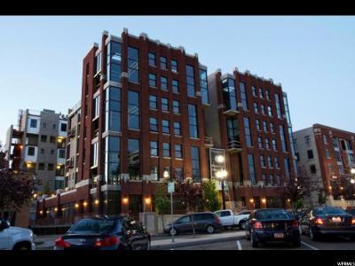 Salt Lake City Condo Backup: 360 W 300 S #231