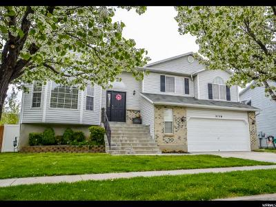 Syracuse Single Family Home Under Contract: 2778 W 2175 S