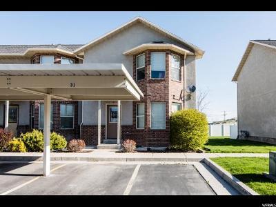 Smithfield Townhouse For Sale: 101 E 630 N #31