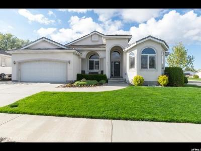 Orem Single Family Home Under Contract: 562 E 720 N