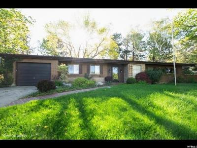 Bountiful Single Family Home For Sale: 360 N 700 E