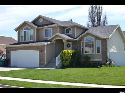 Clearfield Single Family Home Under Contract: 592 E 2100 S
