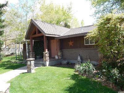Mapleton Single Family Home For Sale: 1180 E Maple St