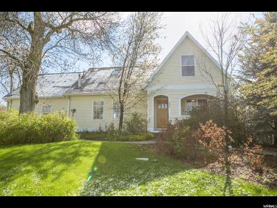 Smithfield Single Family Home Under Contract: 292 N 200 E