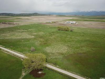 Clarkston Residential Lots & Land Under Contract: 10200 N 7900 W