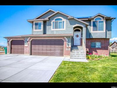 Roy Single Family Home Under Contract: 5404 S 3150 W
