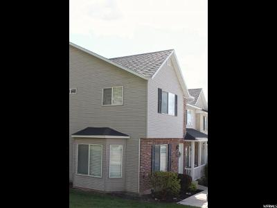 Spanish Fork Townhouse Under Contract: 1238 E 680 N