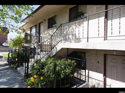 Logan Multi Family Home Under Contract: 610 E 1000 N