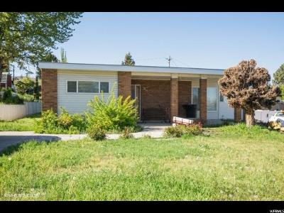 Bountiful Single Family Home Backup: 351 W 2900 S