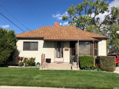 Single Family Home For Sale: 382 N 500 E