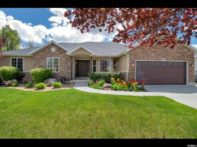 Mapleton Single Family Home For Sale: 2131 W 325 S
