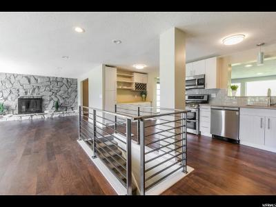 Cottonwood Heights Single Family Home For Sale: 7670 S Steffensen Dr E