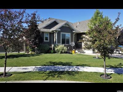 Layton Single Family Home Under Contract: 2074 E 1325 N