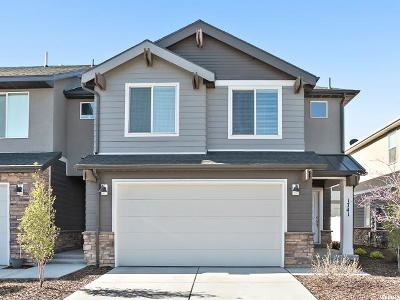 Pleasant Grove Townhouse Under Contract: 1741 W 50 N