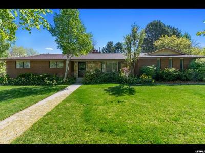 Highland Single Family Home Backup: 10644 N 5370 W
