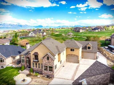 Saratoga Springs Single Family Home For Sale: 178 E Cottonwood Loop