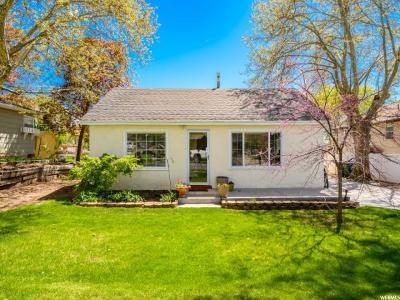 Kaysville Single Family Home Backup: 330 E 100 N