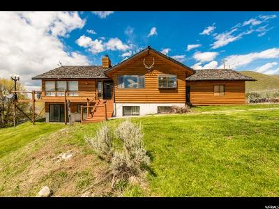 Cove Single Family Home For Sale: 2360 E 13050 N