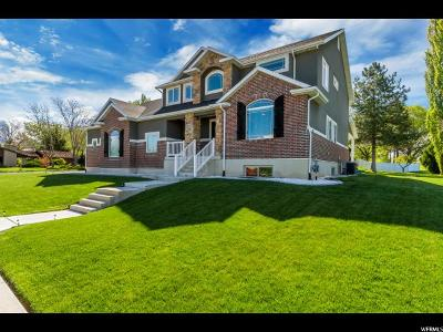 Stansbury Park Single Family Home For Sale: 842 Lakeview