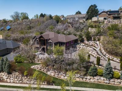 Layton Single Family Home Under Contract: 2739 E 2250 N