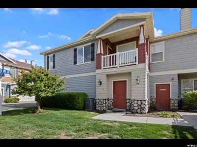Pleasant Grove Townhouse For Sale: 22 S 1580 W