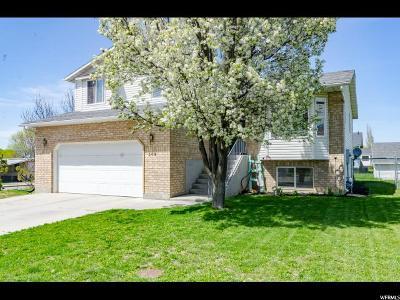 North Logan Single Family Home Under Contract: 309 E 2440 N
