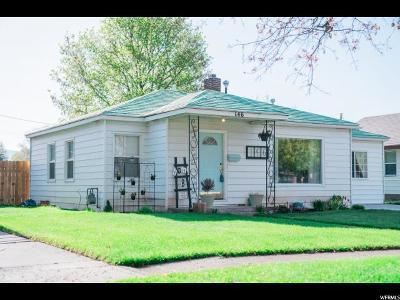 Preston Single Family Home Under Contract: 146 N 1st E