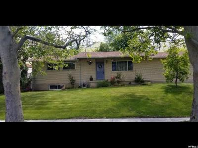 Farmington Single Family Home For Sale: 691 S 100 E