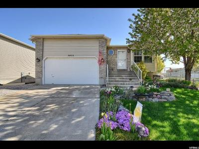 Syracuse Single Family Home Under Contract: 2823 W 2175 S