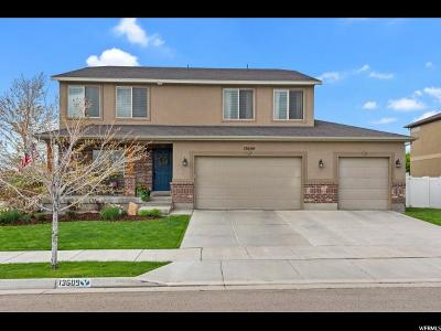 Riverton Single Family Home Under Contract: 13609 S Annaberg Way