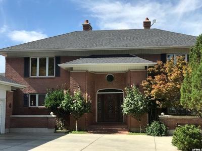 Bountiful Single Family Home For Sale: 986 E Oakwood Dr S