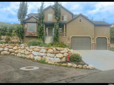 Draper Single Family Home For Sale: 14972 S Winged Bluff Ln