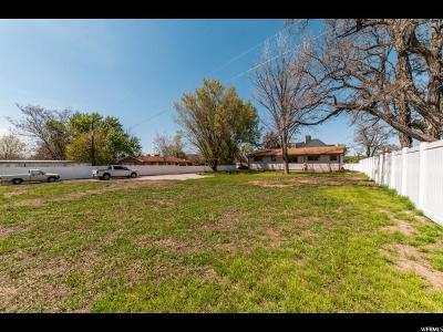Draper Single Family Home For Sale: 13054 S 1300 E