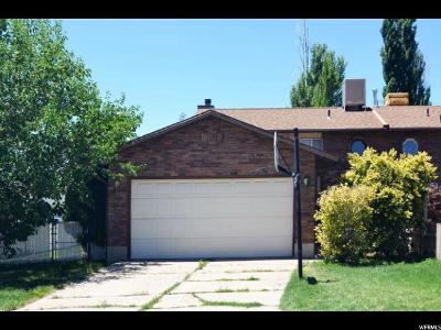 Roy Single Family Home For Sale: 4647 S 3900 W