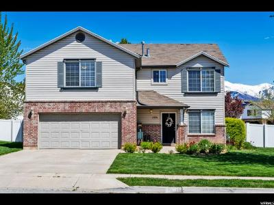 Clearfield Single Family Home Under Contract: 1891 S 725 E