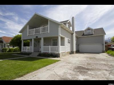 Payson Single Family Home Under Contract: 485 S 300 E
