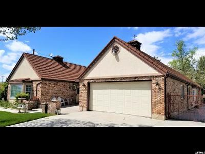 Orem Single Family Home For Sale: 86 W 800 S St S