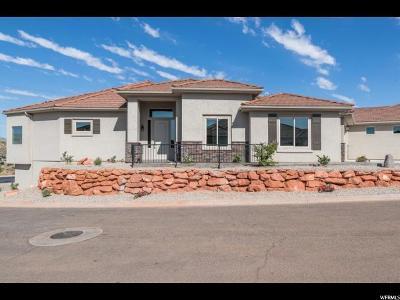 St. George Single Family Home For Sale: 1071 Montana Ln #206