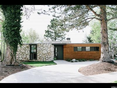 Bountiful Single Family Home Under Contract: 2136 Elaine Dr
