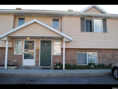 Pleasant Grove Townhouse Under Contract: 1857 W 800 N