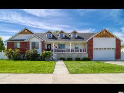 Springville Single Family Home Backup: 537 W 200 S