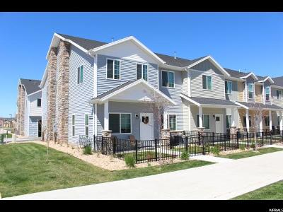 Logan Townhouse Under Contract: 1554 N 450 W #101