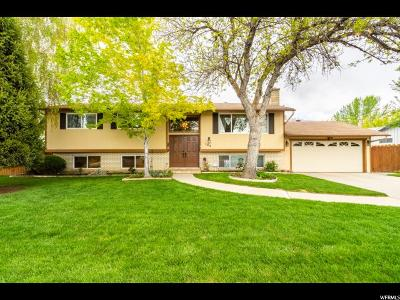Orem Single Family Home For Sale: 1164 N 75 E