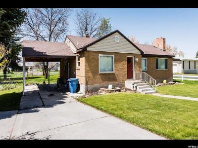 Nibley Single Family Home Under Contract: 3349 S Main St W