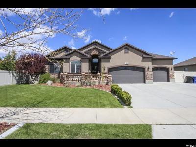 West Jordan Single Family Home For Sale: 6246 W Swan Ridge Way