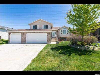 Roy Single Family Home For Sale: 5308 S 3275 W