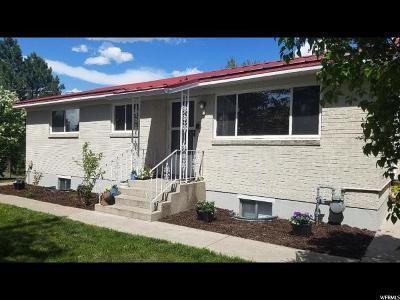 Nibley Single Family Home Backup: 4030 S Main E