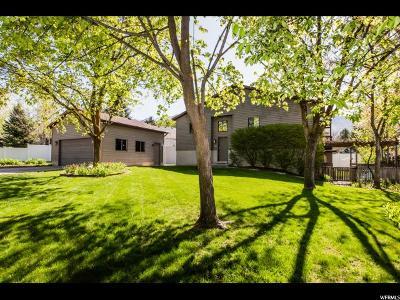 Hyde Park Single Family Home Under Contract: 260 S 400 E