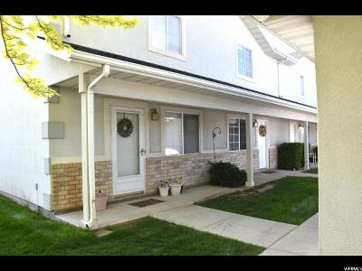 North Ogden Townhouse Under Contract: 237 E 2300 N