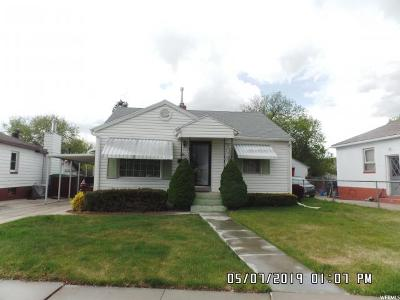 Carbon County Single Family Home Under Contract: 355 N 600 E